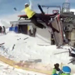 Maintenance Failure – Ski Lift Malfunction causes Riders to be Flung Off Chairs