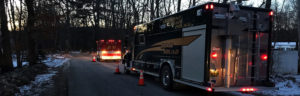 Vermont State Police Bomb Squad safely disposes of explosives found in Wallingford