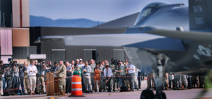 Vermont Air National Guard Receives F-35 Lightning II