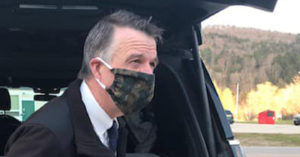 Coronavirus Pandemic – VT GOVERNOR PHIL SCOTT  STRENGTHENED MASK REQUIREMENT